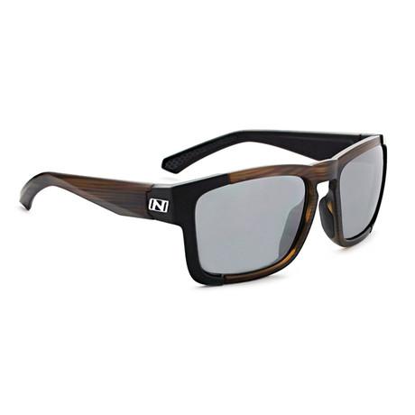 Vettron Sunglasses // Matte Driftwood Demi // Interchangeable Lenses