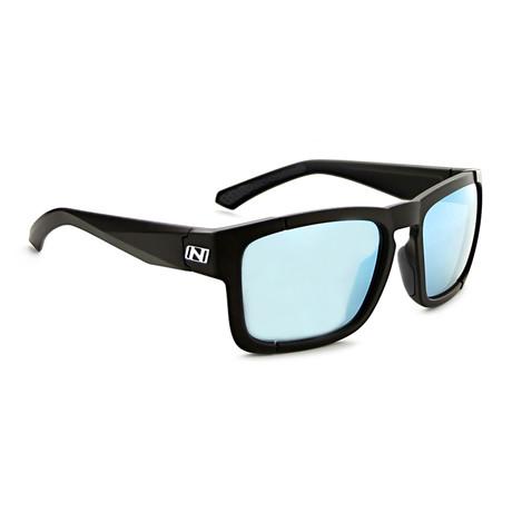 Vettron Sunglasses // Matte Black // Interchangeable Lenses