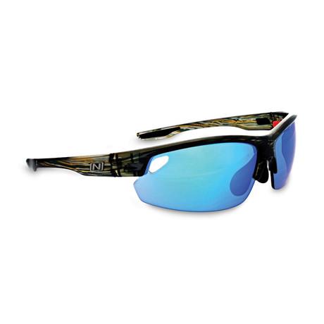 Desoto Sunglasses // Driftwood Ocean // Interchangeable Lenses