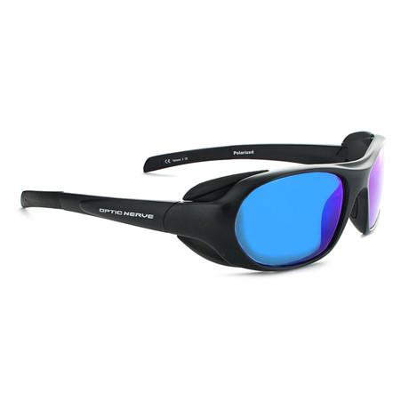 Roger That Polarized Sunglasses // Matte Black