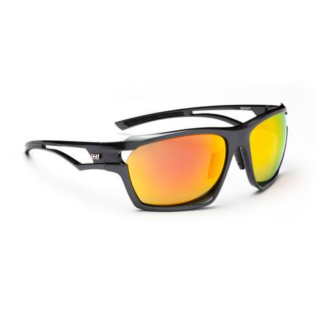 Variant Sunglasses // Carbon // Interchangeable Lenses