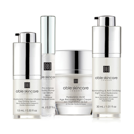 Pro Hyaluronic Heroes // Set of 4
