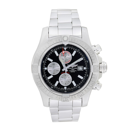 Breitling Super Avenger II Chronograph Automatic // A13371 // Pre-Owned