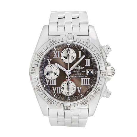 Breitling Galactic Chronograph Automatic // A13358 // Pre-Owned