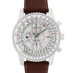Breitling Montbrillant Datora Chronograph Automatic // A21330 // Pre-Owned