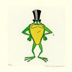 Michigan J. Frog Hand Painted Sowa & Reiser Etching #D/500 (Unframed)