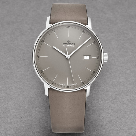 Junghans Form A Automatic // 027/4832.00 // Store Display