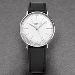 Junghans Max Bill Manual Wind // 027/3700.04