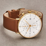 Junghans Max Bill Chronograph Automatic // 027/7800.00
