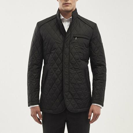 Donald Overcoat // Black (XS)