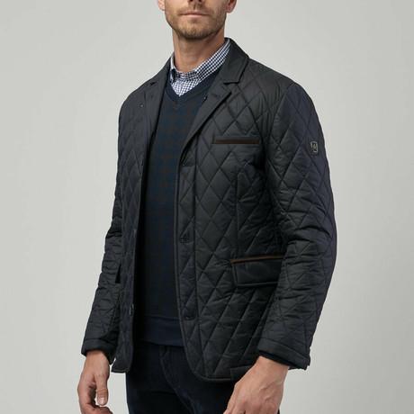 Regan Overcoat // Navy Blue (Euro: 46)