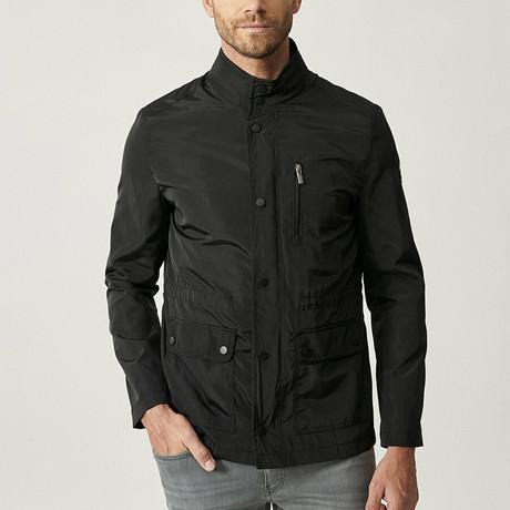 Ross Overcoat // Black (XS)