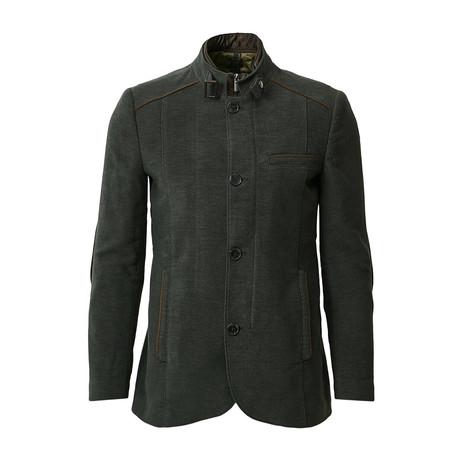 Frank Overcoat // Dark Forest Green (Euro: 46)