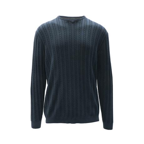 McDowell Sweater // Indigo (S)