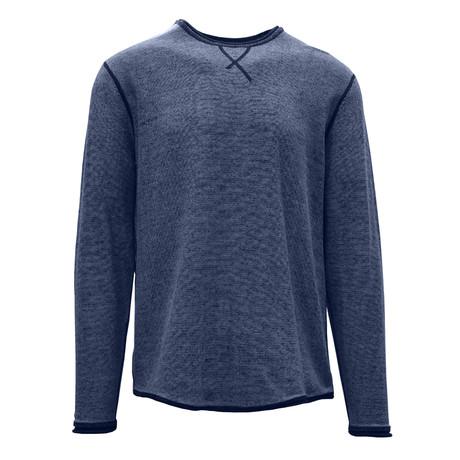 Kearney Long Sleeve // Navy (S)
