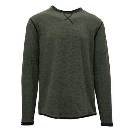 Kearney Long Sleeve // Tactical Green (S)