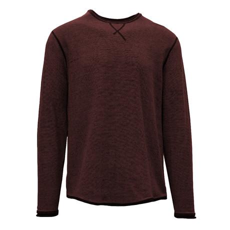 Kearney Long Sleeve // Terracotta (S)