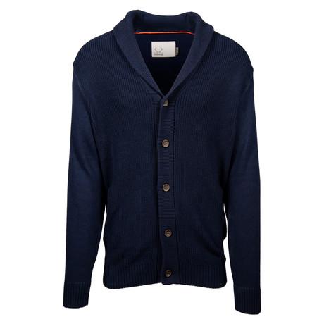 Wentworth Sweater // Navy (S)