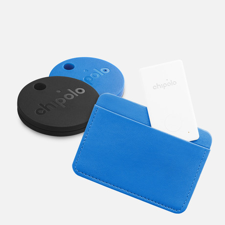 Chipolo Bundle // 1 Card + 2 Chipolo Plus 2.0