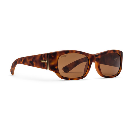 Unisex Juvie Polar Polarized Sunglasses // Tort Brown + Bronze