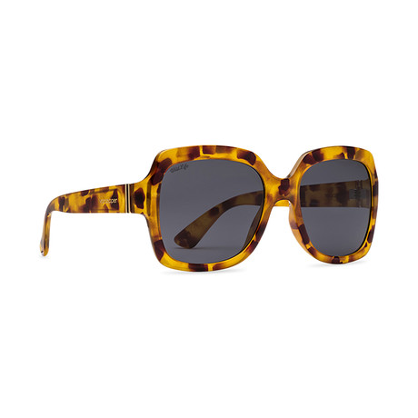 Women's Dolls Sunglasses // Tort Brown + Gray