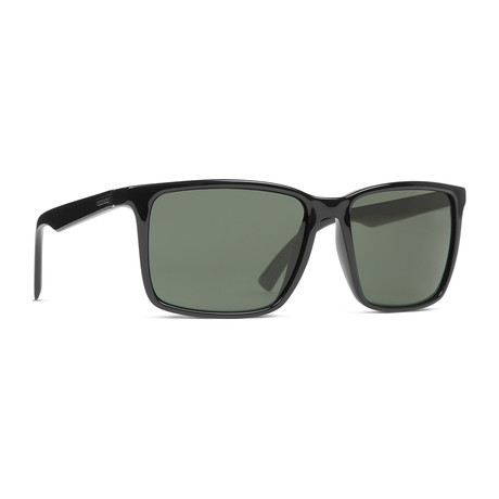 Unisex Lesmore Sunglasses // Black + Gray