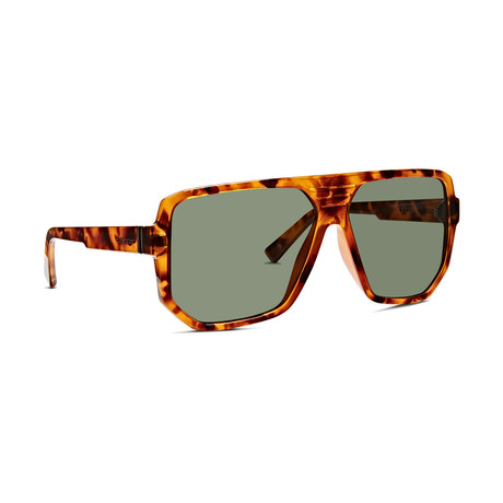Unisex Roller Sunglasses // Tort Brown + Gray