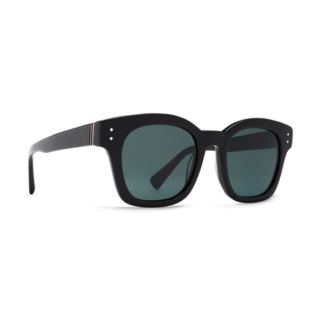 Unisex Belafonte Sunglasses // Black + Gray