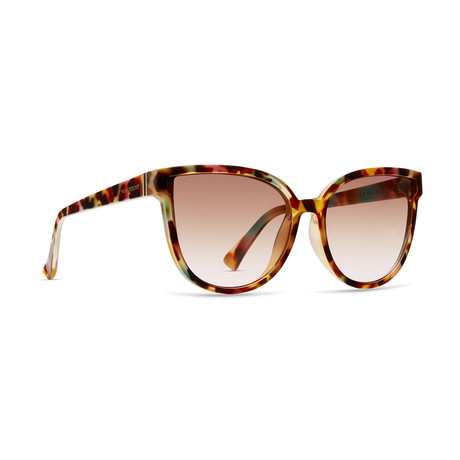 Women's Fairchild Sunglasses // Tort Brown + Gray Gradient
