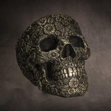 Floral Skull v.1
