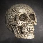 Aztec Skull v.3