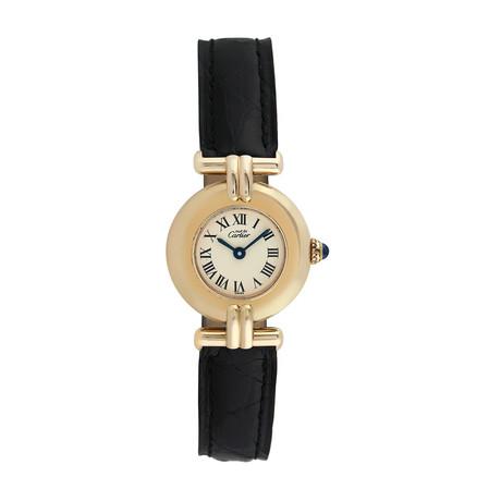 Must de Cartier Ladies Quartz // 590002 // Pre-Owned