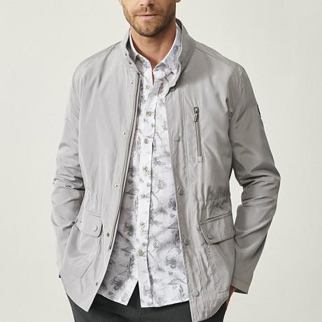 Ross Overcoat // Gray (XS)