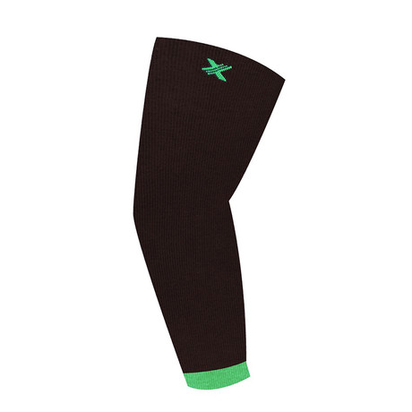 Elite Lightweight Elbow Compression Sleeves // 1-Pair // Green (S/M)