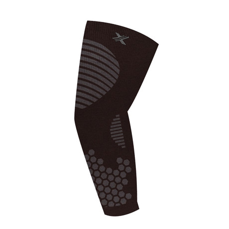 Targeted Compression Elbow Sleeve // 1-Pair // Black (S/M)