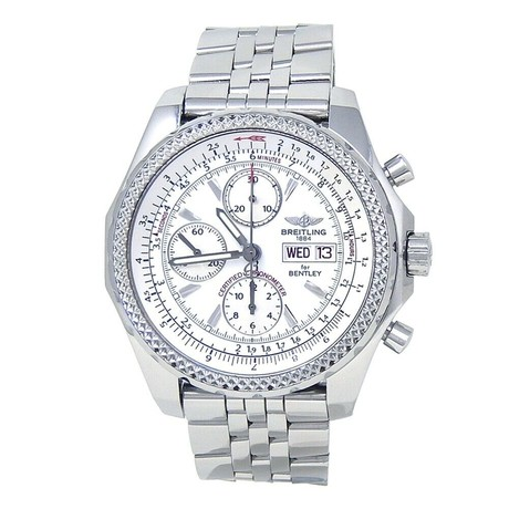 Breitling Bentley GT Chronograph Automatic // A13362 // Pre-Owned