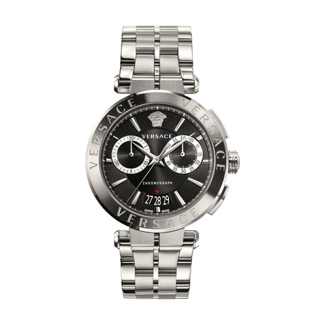 Versace Aion Chronograph Swiss Quartz // VEBR00818