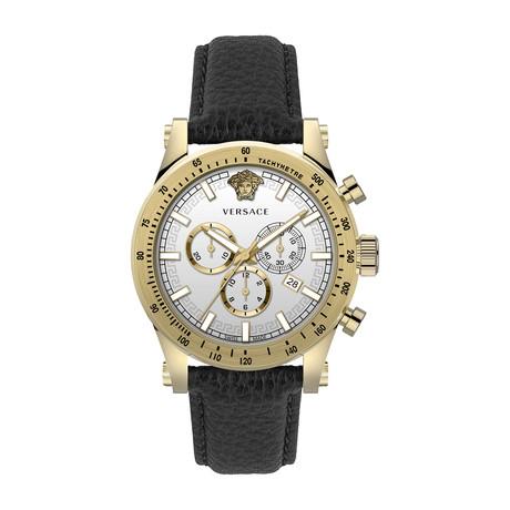 Versace Chronograph Sporty Swiss Quartz // VEV800319