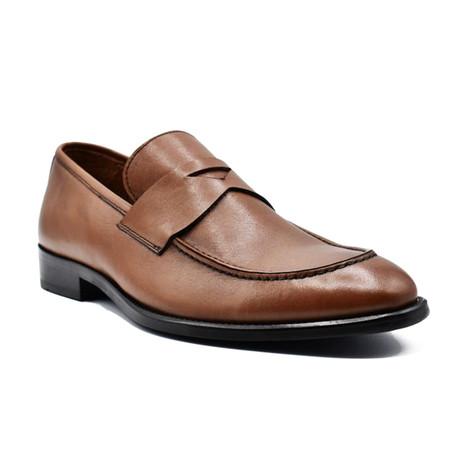 Jimmy Dress Shoe // Brown (Euro: 39)