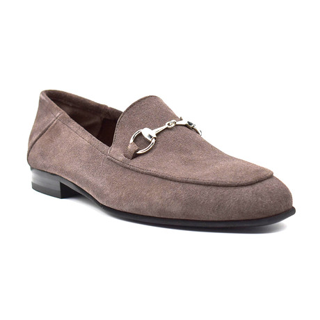 Max Loafer // Taupe Suede (Euro: 40)