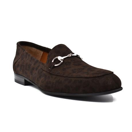 Animal Loafer // Brown (Euro: 39)