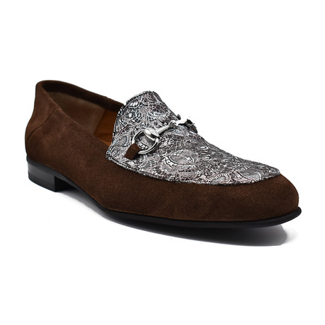 Marcus Loafer // Chocolate Brown (Euro: 39)