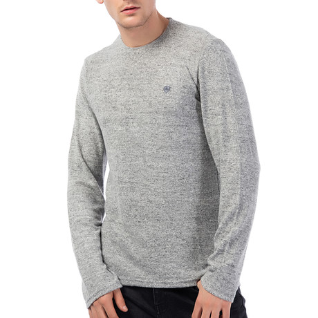 Chandler Sweater // Gray (Small)