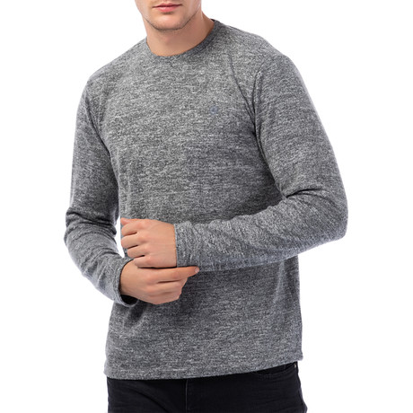 Chandler Sweater // Anthracite (Small)