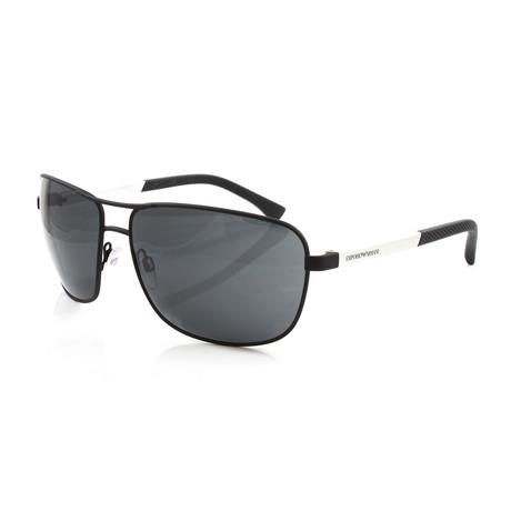 Emporio Armani // Men's EA2033 Sunglasses // Black