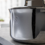 2 Quart Triply Chef's Pan + Stainless Steel Lid