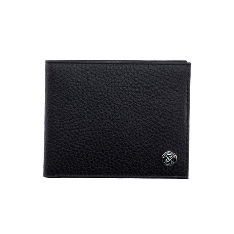 Rapport Berkeley Billfold Wallet (Black)