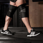 Bamboo Knee Support // Pack of 2 // Black (Small)