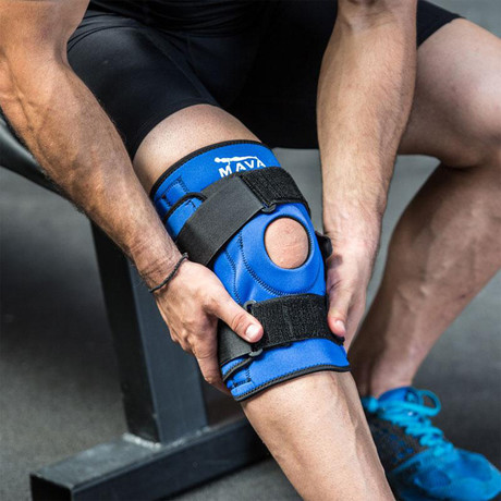 New Knee Support // Blue (Medium)