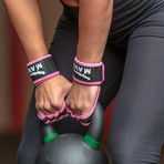 Silicone Gloves // Pink (X-Small)